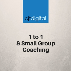 1 to 1 & Small Group Coaching